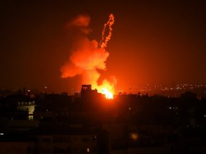 Dos cohetes lanzados desde Gaza a Israel en segunda noche seguida de disparos