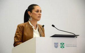 Alcaldesa de Ciudad de México dice que no desampararán a afectados del metro
