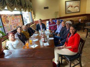 Filial del CDP en New Jersey reconoce al concejal Luis Vélez