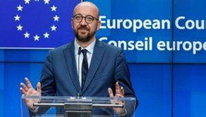 Michel amplía a 2 días cumbre de mayo sobre covid y añade R.Unido en agenda
