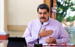 """Maduro celebra que el nuevo ente electoral represente una """"gran diversidad"""""""