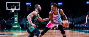 (VIDEO) Butler se erige líder ganador de los Heat que mantienen sexto puesto
