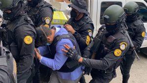 (VIDEO) Imputados caso Coral llegan a Palacio de Justicia para conocimiento medida de coerción