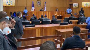 (VIDEO) Imputados caso Coral van a prisión preventiva por 18 meses en Najayo; Girón con arresto domiciliario