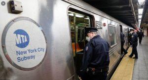 Nueva York ofrecerá vacunas de coronavirus en sus estaciones de metro