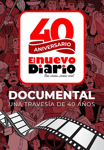 """#ENDTV Transmisión Especial: """"Periódico El Nuevo Diario – Una travesía de 40 años"""" (08 Mayo 2021)"""