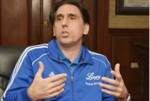 Domingo Pichardo confirma Ricardo Ravelo será presidente del Licey