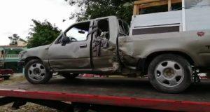 (VIDEO) Muere joven de 19 años en accidente en la carretera Rancho Viejo-La Vega