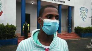 (VIDEO) Joven denuncia militar lo golpea y amenaza de muerte en Sabana de la Mar