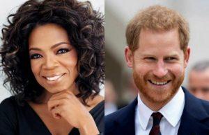 Oprah Winfrey y el príncipe Enrique presentarán una serie sobre salud mental