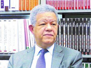 Leonel Fernández: Yo entraba a El Nuevo  Diario como si fuera un jefe del periódico
