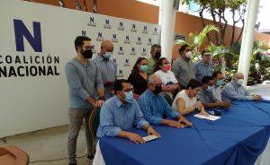 Bloques opositores negocian alianza electoral contra reloj en Nicaragua