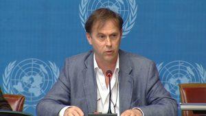 ONU: Israel utiliza fuerza innecesaria y desproporcionada contra palestinos