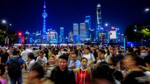 La población de China crece, aunque más lentamente, y llega a 1.411 millones
