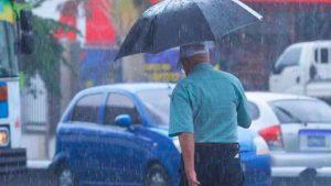 Disminución gradual de las lluvias y aguaceros en la tarde, según Onamet