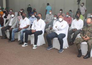 Juramenta Comité Organizador XXXIX Baloncesto Superior SPM, dedicado a Macarrulla
