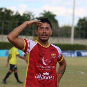 Argentino Mauro Gómez lidera goleadores de la LDF 2021