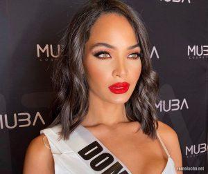 A cuatro días del Miss Universo, así ha lucido Kimberly Jiménez en las actividades previas al concurso