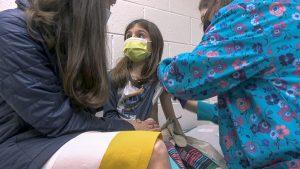Comienza en Puerto Rico la vacunación entre menores de 12 a 15 años