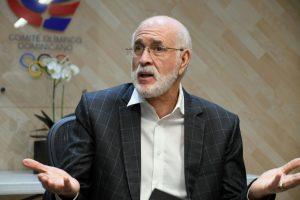 Presidente del COD dice deporte se encamina hacia apertura total
