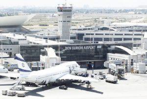Israel cierra el aeropuerto Ben Gurión por lanzamiento de cohetes desde Gaza
