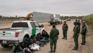 Los arrestos de migrantes en la frontera de EE.UU. marcan otro máximo