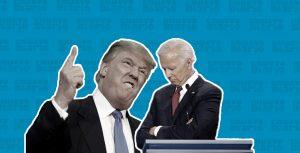 Trump dice que la postura de Biden con Israel volvió más violento al mundo