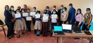 Celebran Olimpiadas de Lectura y Ortografía en el municipio de Yamasá