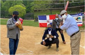 Jáquez abre torneo de softball de la Liga Hermandad Quisqueyana como lanzador invitado