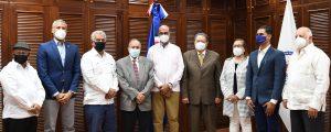 Juramentan nuevo presidente Consejo de Directores CORAASAN, tras renuncia de Carlos Fondeur