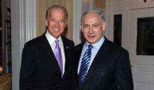 """Biden transmite a Netanyahu su apoyo """"sin fisuras"""" a la seguridad de Israel"""