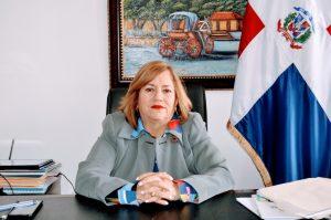 """Directora Regional 08 Educación: """"La población está contenta porque vamos ahora a la presencialidad"""""""