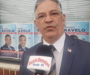 Afirman que Sammy Ravelo es el mejor candidato para presidencia El Bronx