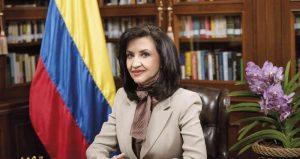 Dimite la canciller de Colombia en mitad de la crisis social que vive el país