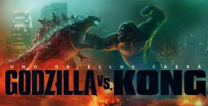 "(VIDEO) ""Godzilla vs. Kong"": Bodrio colosal de monstruos"