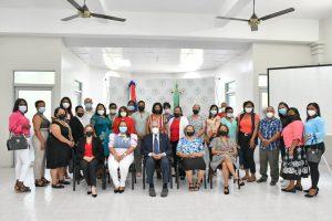 García Ramírez resalta labor de enfermeras en el país