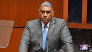 """(VIDEO) Ministro de Interior y Policía dice delincuencia """"no podrá resolverse a corto plazo"""""""