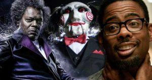"""""""Saw"""" regresa salpicada de humor de la mano de Chris Rock y Samuel L. Jackson"""