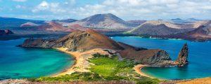 """Expedición de """"migravía"""" marina entre Ecuador y Costa Rica llega a Galápagos"""