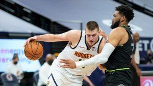 (VIDEO) Los Nuggets de Nikola Jokic dominan a los Minnesota Timberwolves