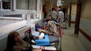 Egipto prepara hospitales en el noreste del país para recibir heridos de Gaza