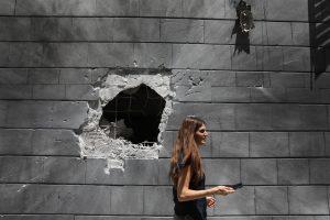 Suben a 119 los muertos en Gaza, 31 menores, tras masiva ofensiva israelí