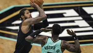 (VIDEO) George mantiene a Clippers en el tercer puesto de Conferencia Oeste