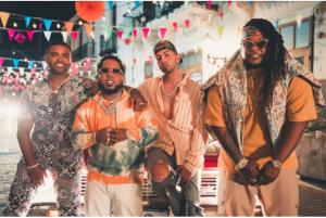 """(VIDEO) Justin Quiles presenta """"Loco"""", su nuevo sencillo junto a Chimbala y Zion y Lennox"""