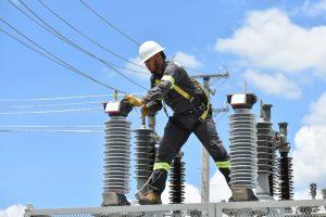 ETED informa trabajos de mantenimiento en Puerto Plata