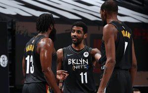 Los Nets contarán con su 'Big Three' ante Chicago