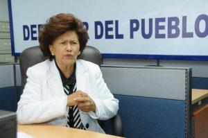 (VIDEO) Zoila Martínez dice tiene dos años reclamando la sustituyan en Defensoría del Pueblo