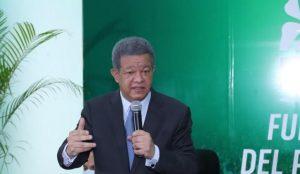 Leonel asegura que durante sus gobiernos fue coherente entre discursos y acción