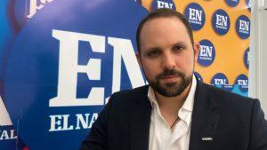"""Gerente de El Nacional considera embargo de sede un """"ataque a la democracia"""""""