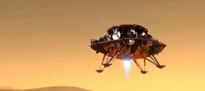 Rover de China aterriza en Marte